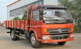 No. 1 capitano 125 HP dei Nissan il più basso/più poco costoso di tecnologia di Dongfeng camion del carico dell'indicatore luminoso da 5 tonnellate