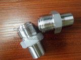 Rohrfitting-Hexagon-Nippel des Edelstahl-150# hergestellt in China