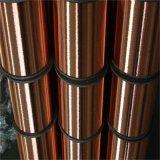 Linha de transmissão fio de aço folheado de cobre da potência de CCS no carretel plástico