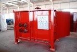 Estufa caliente horizontal automática llena de la ráfaga de la eficacia alta