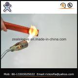 Manicotto rivestito di silicone dell'incendio della fibra del carbonio