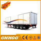 Bestelwagen van de As van Chhgc de Economische 8X6 Tri/de Semi Aanhangwagen van de Lading van de Doos met BinnenSloten