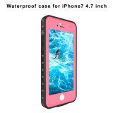 점--iPhone 7plus 5.5inches를 위한 ISO 9001 Weaterproof 세포 또는 이동 전화 케이스