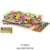 Centri dell'interno Ty-140424-3 dell'insieme e di divertimento della strumentazione del campo da giuoco