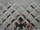 feuille modelée de estampillage de l'acier inoxydable 201 304