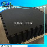 Pavimentazione di gomma esterna durevole con l'alta qualità