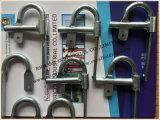 Type galvanisé blocages de W pour des accessoires de bâtis/partie