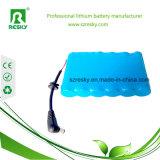 18650 pacchetto della batteria dello Li-ione di 22.2V 2200mAh per il motorino