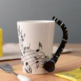Caneca de café fresca cerâmica do copo de chá da novidade ajustada com barato