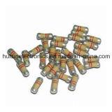 Tipo resistor de Melf de película del carbón