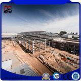 Type léger structure métallique de modèle industriel de construction