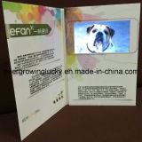 2016 LCD Kaart Van uitstekende kwaliteit van de Groet van het Scherm de Video