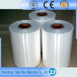 пленка PVC обруча пленки простирания пленки Shrink 0.17mm 0.23mm мягкая
