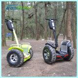 Balance del uno mismo de dos ruedas que se levanta la vespa eléctrica de la movilidad