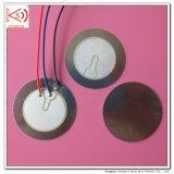 cicalino d'ottone di Pieze del ferro di ceramica piezo-elettrico dell'elemento 3pin di 27mm