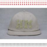 Sombreros de encargo del Snapback del bordado negro del diablo 3D