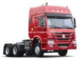 Sinotruk HOWO-T7h 6X4 유로 3 Zz4257V3247n 트랙터 트럭