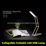 Lámpara de lectura LED plegable moderna Escritorio