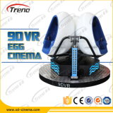 Los 360 más calientes Degree Electric Platform 1 Seater 9d Vr Egg Cinema