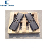 히타치를 위한 PC300-6 Excavator Triple Grouser Track Shoes