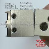 ペンキのための単一の働く側面の十字のハッチの付着のテストの器械