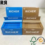 Более богатое изготовленный на заказ тавро Brown бумага завальцовки курить сигареты 14 GSM