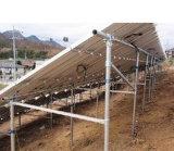 地上の土台システムのSolar Energyブラケット