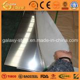 Lamiera sottile dell'acciaio inossidabile di finitura delle 304 linee sottili