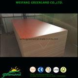 Tarjeta laminada grabada de los muebles del MDF 1220X2440m m del MDF /Melamine