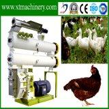 Animal das aves domésticas, máquina aquática da imprensa da pelota da alimentação animal