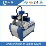 広告する熱い販売CNCのルーター6090を切り分ける