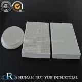 Cordierite-Infrarotbienenwabe-keramische Platte für Gasbrenner-Teile