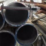 Grande tubo 6063-T5 della lega di alluminio del diametro in azione