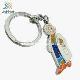 metal Silver Keychain 선물 주물 사기질 Oldman 선전용 닥터