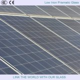 Vetro solare libero per il collettore solare o le lastre di vetro solari