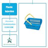 中国の製造業者はプラスチック注入の世帯の台所用品のプラスチックバスケット型をカスタマイズした