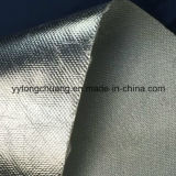Aluminiumfolie bedeckte Fiberglas-isolierendes Tuch