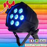 Selling caldo 7PCS*10W RGBW 4 in 1 LED PAR Light