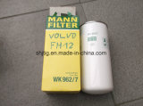 Фильтр топлива Wk962/7 для Volvo