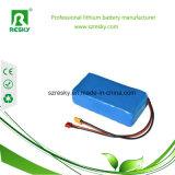 Batterie flexible de Lipo 3.7V 1150mAh pour l'hélicoptère de RC
