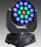 LED Club Lamp/Moving Head Light (15W*19, controllo di Ring)
