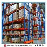 Estante del almacenaje de la escoba del almacén de China