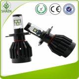 LEDのヘッドライトのセリウムのRoHSの証明4500lm 80W