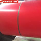 Fournisseur en acier enduit d'une première couche de peinture de bobine de Galvalume de Shandong