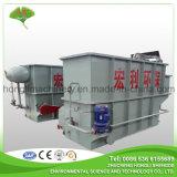 Tratamiento disuelto de la flotación de aire de las aguas residuales industriales