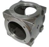 Aufbereiten CNC-der kupfernen Messingaluminiumlegierung-Automobil-Reserve-Gussteil-Bronzeteile