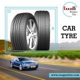 Neumáticos de coche radiales certificados PUNTO del neumático de la polimerización en cadena de la escritura de la etiqueta con la garantía