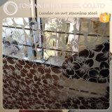 Un acciaio inossidabile dei 304 specchi riveste il prezzo di fabbrica di buona qualità