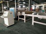 12A Tipo Nc de corte longitudinal y corte y caja de papel apilado Máquina