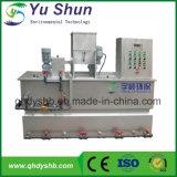 Preparação automática do polímero da eficiência elevada que dosa a unidade